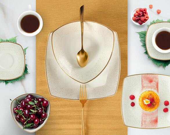 سرویس غذا خوری پاریس طرح نگار